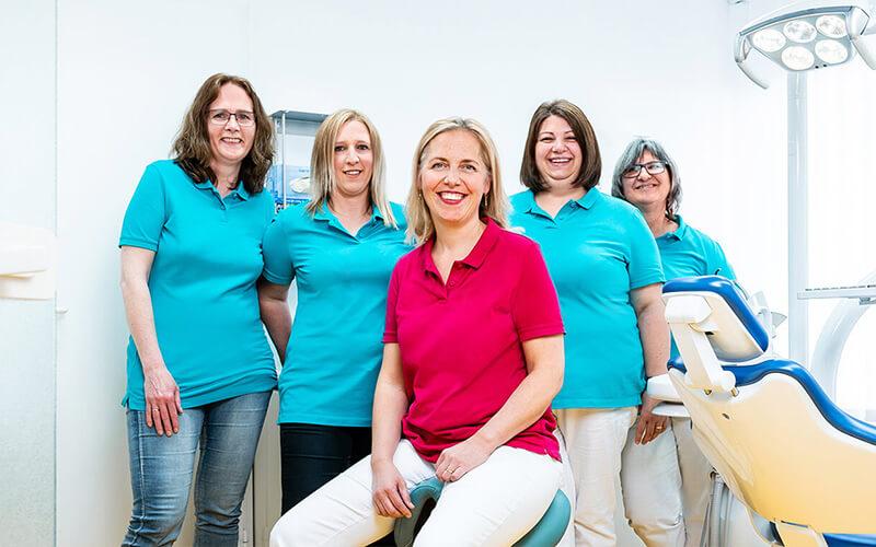 Team Zahnarztpraxis Dr. Britta Dietz